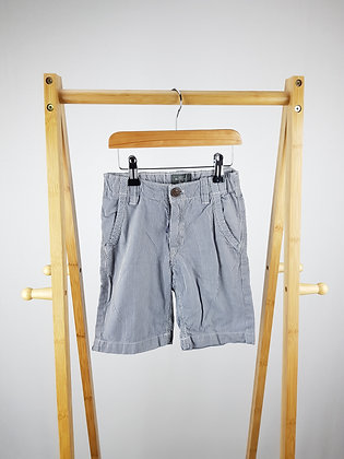H&M striped shorts 4-5 years