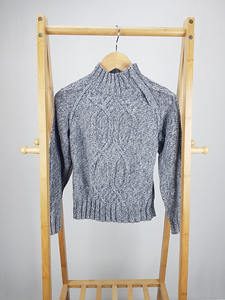 H&M knitted jumper 8-9 years
