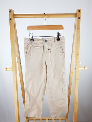 M&S beige trousers 6-7 years