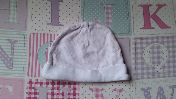 Unbranded baby girl hat 3-6 months