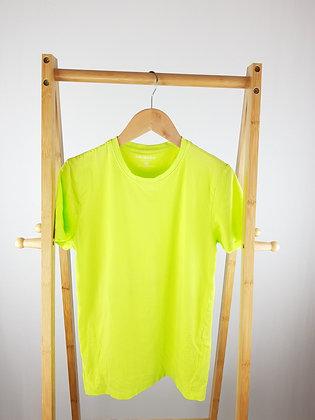Primark green t-shirt XS 13-14 years