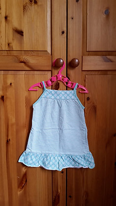 Mothercare baby girl dress 0-3 months