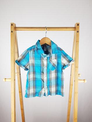 H&M tartan shirt 18-24 months