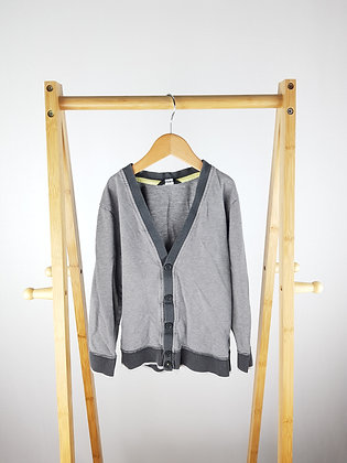 George grey cardigan 5-6 years