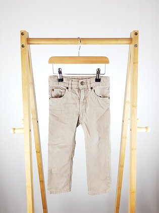 H&M beige trousers 18-24 months