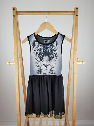Young dimension tiger dress 9-10 years