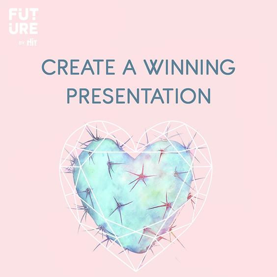 Creat A Winning Presentation- International Soft Skills Academy