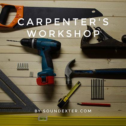 Carpenter's Workshop (Extended License)