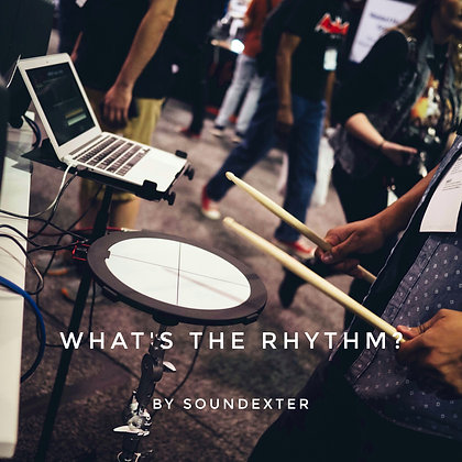 What's The Rhythm? (Extended License)