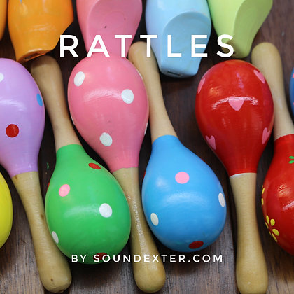Rattles (Extended License)