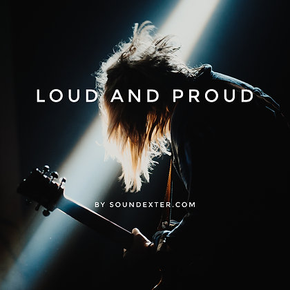 Loud And Proud (Extended License)