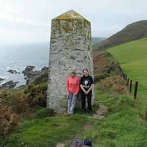 Cernyw / Cornwall: Polruan - Polperro (8m)