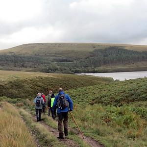 Felindre -Cronfeydd Lliw Reservoir (8m)
