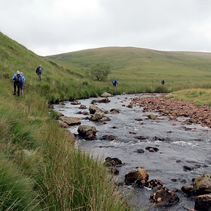 Garreg Lwyd - Aberdeudwrch (10m)