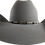 Thumbnail: Texana lana fina toro gris