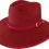 Thumbnail: Indiana gamuza rojo