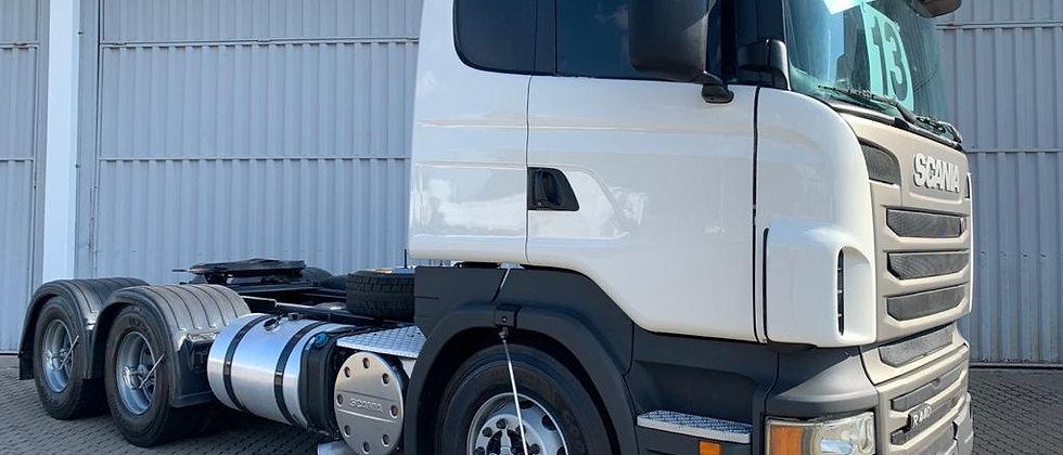 Scania R 440 - 2013 - 6X4 - Automatico - Leito