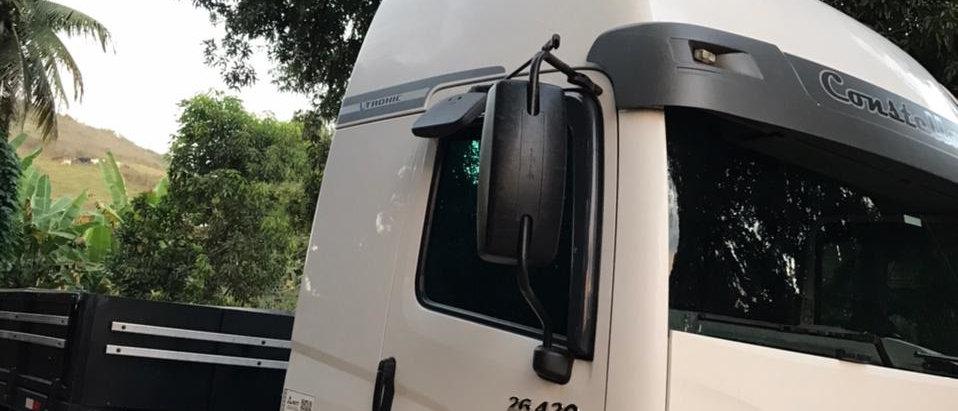 Volks 26.420 - 2019 - 6X4 - Teto Alto - Leito