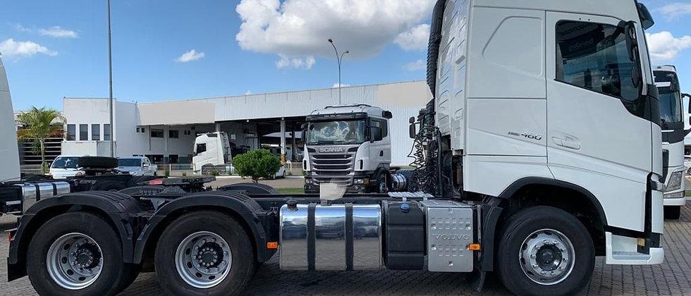 Volvo FH 460 - 2017 - 6x4 - Automatico - Teto Alto