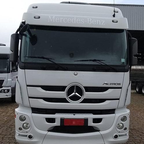 Mercedes Benz - Actros 2646 - Versão Conforto - 6x4 - 2018