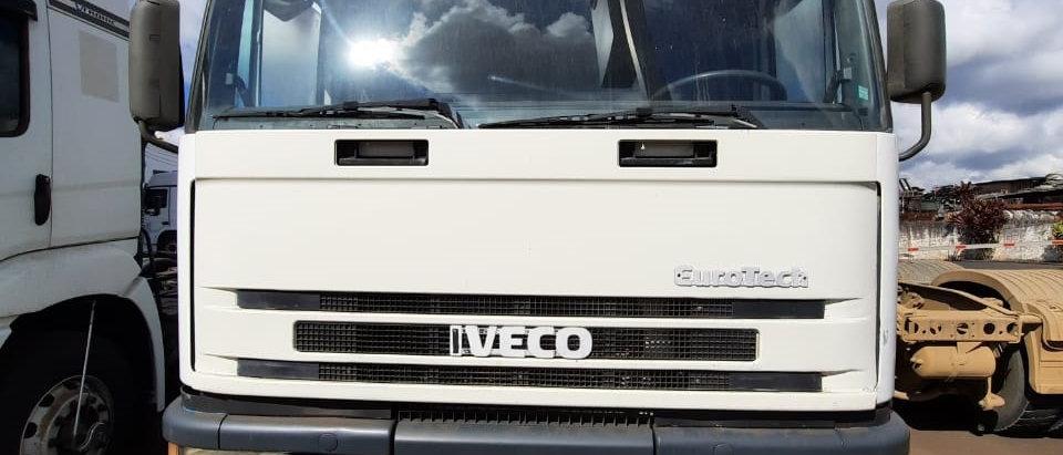 Iveco Eurothec 370 - 6x2 - 2004 - Teto Baixo