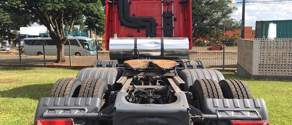 Scania R 440 - 2013 - 8X2 - Manual - Leito