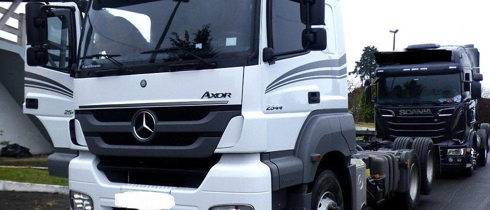 Mercedes 2544 - 2019 - 6x2 - Automatico -  Leito