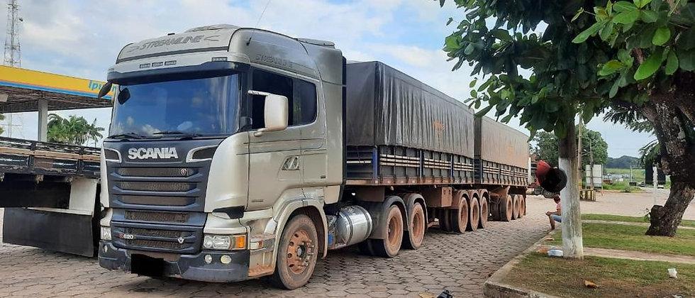 Scania R 620 - 2016 -6X4 - Automatico - Leito
