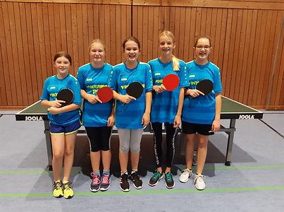 TSV Finning Tischtennis Jugend II