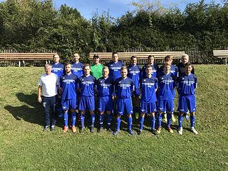 TSV Finning Fussball Mannschaft Herren II