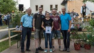 Dorfmeisterschaft 2019 Siegerehrung - 2.
