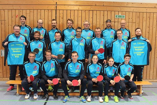 TSV Finning Tischtennis