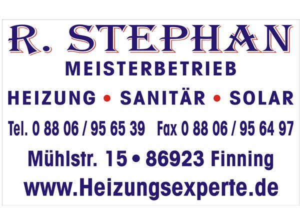 Meisterbetrieb Stephan HEIZUNG - SANITÄR - SOLAR, Finning