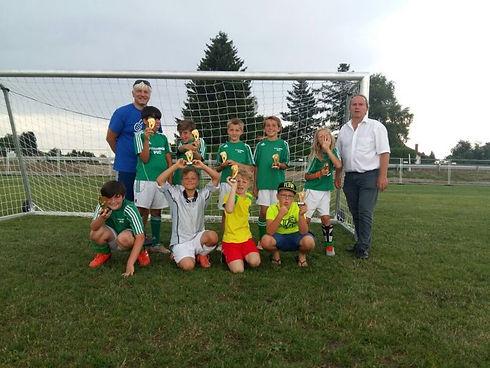TSV Finning Fussball E-Jugend