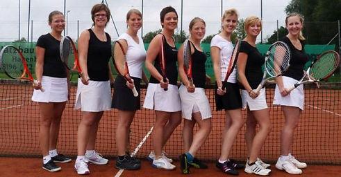 TSV Finning Tennis Mannschaft Damen