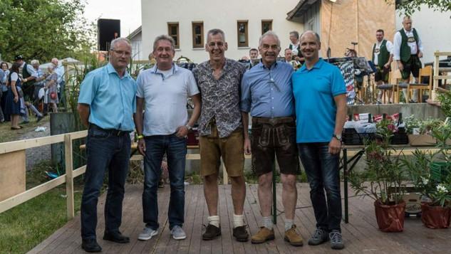 Dorfmeisterschaft 2019 Siegerehrung - 3.