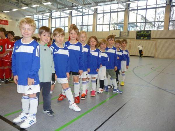 TSV Finning Fussball F-Jugend