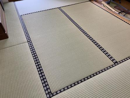 畳表替えの施工例