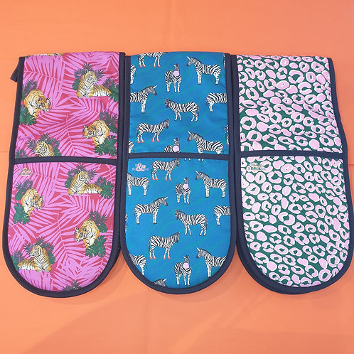 Oven Glove - 3 designs available