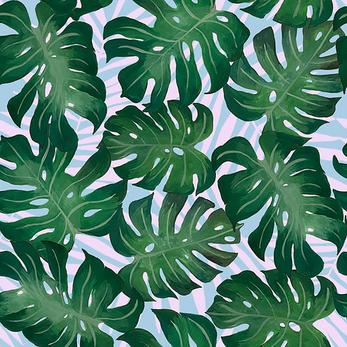 Midi Skirt - Leaf It Out