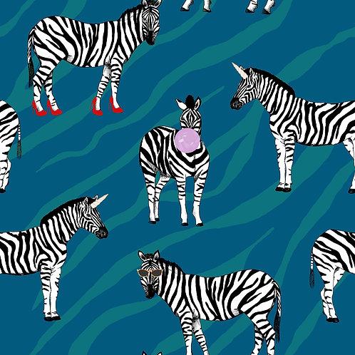 Kids Leggings - Zebra