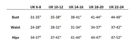 The Buckingham sizes.JPG