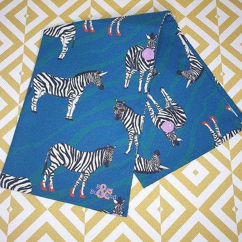 Tea Towel - Zebra