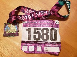 Publix Savannah Women's Half Marathon