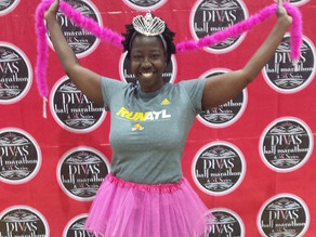 DIVAS Myrtle Beach--First half marathon pacing gig!