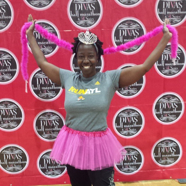 Instagram - Tiaras, boas, and tutus. Ready for the @runlikeadiva Myrtle Beach ha