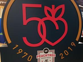 4 Weeks Until the Peachtree Road Race