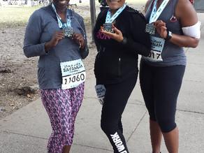 Congrats Black Girls Run! Decatur Runners