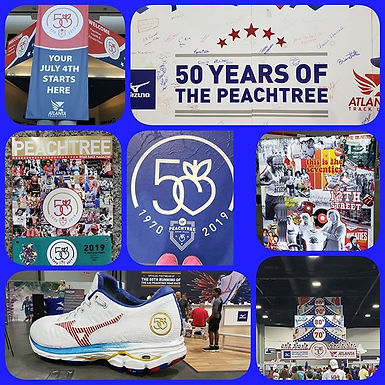 50th Anniversary of the Peachtree Road Race