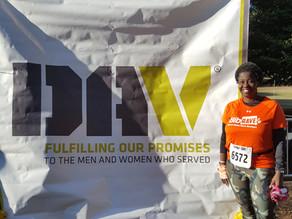 Honoring our Veterans at the DAV5K